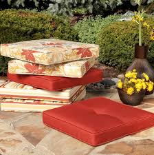 Discounted Patio Cushions by Furniture Replacement Patio Cushions Clearance Outdoor Seat