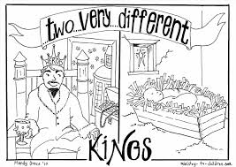 color king coloring page sheet bible elijah u elisha pinterest