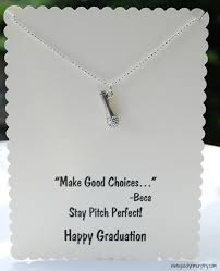middle school graduation gifts jac o lyn murphy a pitch graduation gifts for the girl
