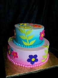 Kitchen Tea Cake Ideas Luau Bridal Shower Cake