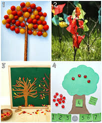 learn with play at home 8 tree themed activities for