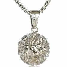 aliexpress buy new arrival 10pcs wholesale fashion aliexpress buy 3d basketball pendant necklace i