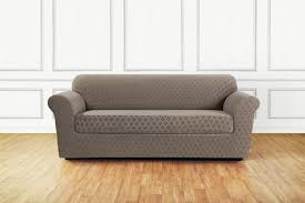 Pet Cover For Loveseat Sure Fit Stretch Grand Marrakesh Box Cushion Loveseat Slipcover