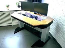 Unique Desk Ideas Unique Computer Desk Ideas Best Cool Computer Desks Ideas On