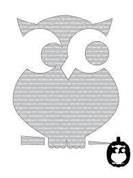 printable owl birthday templates free template animal invitations