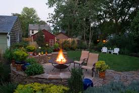 Ideas To Create Privacy In Backyard Fire Pit Ideas How To Create One