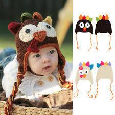 thanksgiving hats baby turkey hat ebay