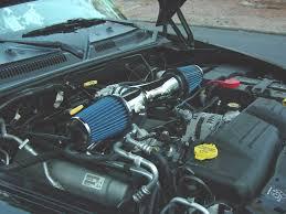 Dodge Ram Jeep - dual intake