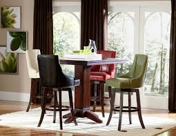 homelegance annabelle pub height dining set d2479 42