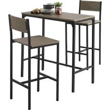 kitchen bar stool and table set bar tables sets wayfair co uk