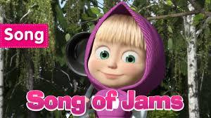 masha bear song jams jam
