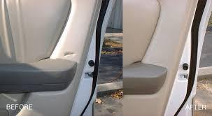 How To Refurbish Car Interior Dr Vinyl Professional Vinyl U0026 Leather Repairs Stain U0026 Odor