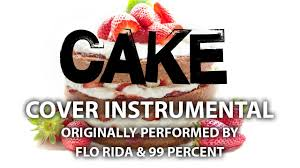 cake cover instrumental in the style of flo rida u0026 99 percent
