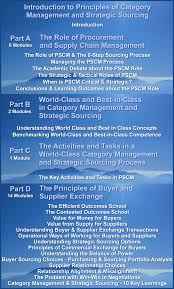 strategic sourcing international institute for advanced