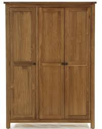 awesome 3 door oak wardrobe ideas wardrobe designs furniture