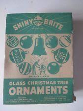 shiny brite seasonal ebay