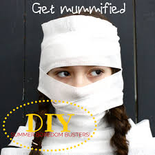 Kids Mummy Halloween Costume Mummy Costume Babycenter Blog