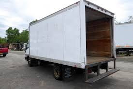 mitsubishi fuso mitsubishi fuso van trucks box trucks in new york for sale