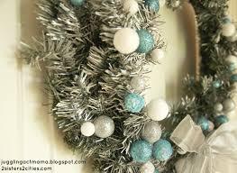 diy holiday wreath juggling act mama
