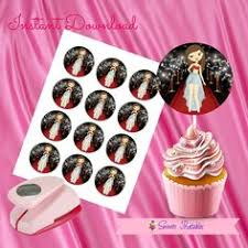 flower girl doll gift flower girl cupcake toppers flower girl doll gift tags flower girl