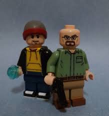Jesse Breaking Bad Lego Breaking Bad Walter White And Jesse Pinkman Here Are U2026 Flickr