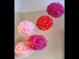 tissue paper decorations diy tissue paper decorations