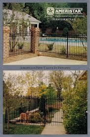 narron fences ornamental