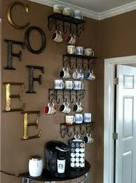 Home Coffee Bar Ideas 35 Diy Mini Coffee Bar Ideas For Your Home Lovelyving Com