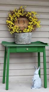 Pinterest Easter Front Door Decorations by 117 Best Easter Outdoor Decor Images On Pinterest Easter Ideas