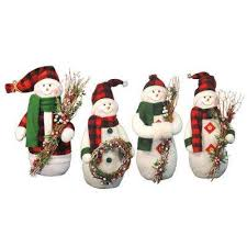 snowman christmas center pieces christmas table decorations