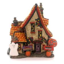 department 56 halloween village department 56 house sweet trappings cottage village halloween