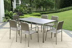 Metal Patio Furniture Clearance Metal Patio Table Salmaun Me