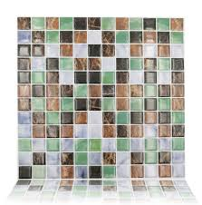 aliexpress com buy peel and stick kitchen backsplash tile 10