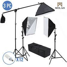 Photography Lighting Kit Photo Studio U0026 Lighting Equipment Ebay