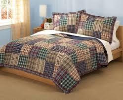 Green Plaid Duvet Cover Brown Green Plaid Teen Boy Bedding Full Queen King Quilt Bedding Set