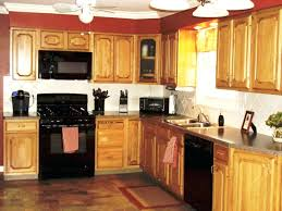 Painted Kitchen Cabinet Color Ideas Paint Kitchen Cabinets Black Or White Appliances Cabinet Color