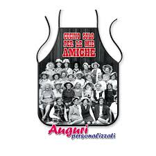grembiuli da cucina spiritosi grembiule da cucina amiche vintage auguri personalizzati