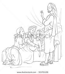 jesus healing stock images royalty free images u0026 vectors