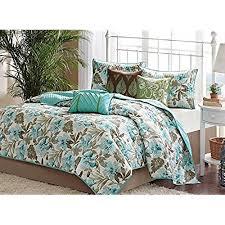 tropical bedding amazon com