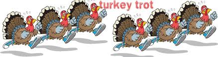 start your thanksgiving daywith the bath area turkey trot bath