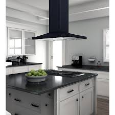 island exhaust hoods kitchen zline 36 designer series copper island range 8nl2bi 36