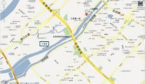 Dongguan China Map by Contact Us International Of Dongguan