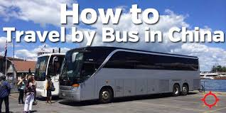 travel by bus images How to travel by bus in china advanced traveler 39 s guide jpg