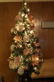 4 foot themed tree using gold glittere flickr