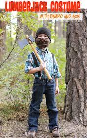 lumberjack costume costume ideas lumberjack with beard and axe make it