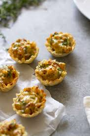 good thanksgiving appetizers french onion tartlets versus dough