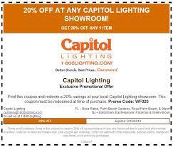 capital lighting coupon code buylighting com coupon lighting ideas