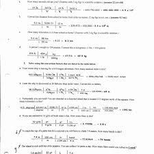 dimensional analysis worksheets phoenixpayday com