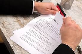 a real estate contract termination letter with sample