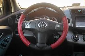 toyota rav4 steering wheel cover europerf steering wheel cover wheelskins europerf leather